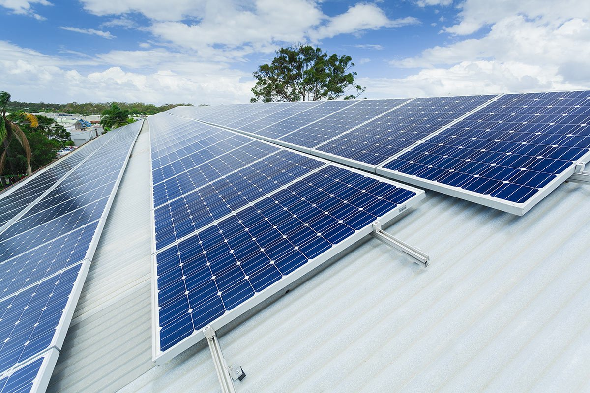 Solar for residential projects
